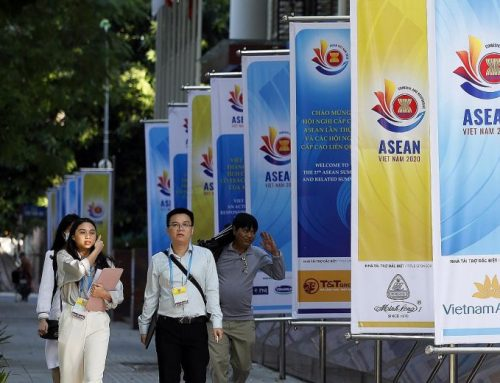 Asean on track to ink world's largest trade pact at summit